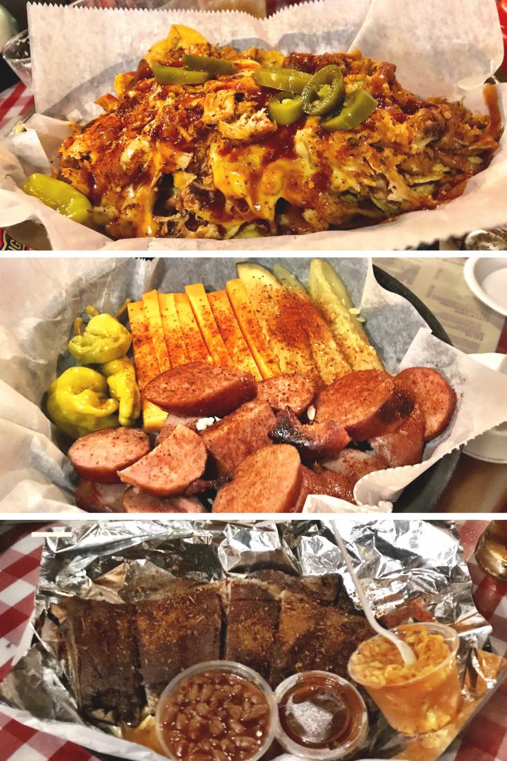 Rendezvous BBQ in Memphis