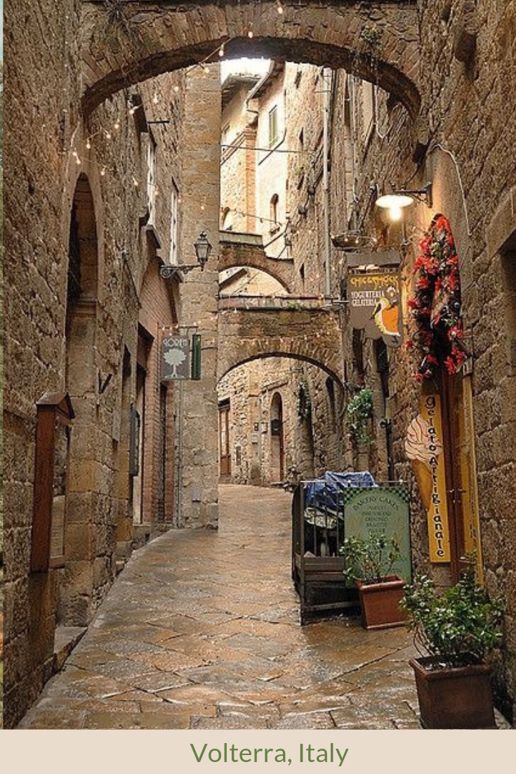 Volterra, Italy | Best Day Trips from Florence