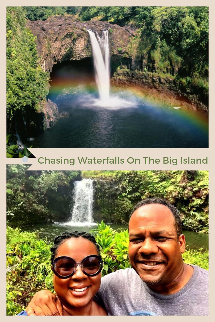 Waterfalls on the Big Island