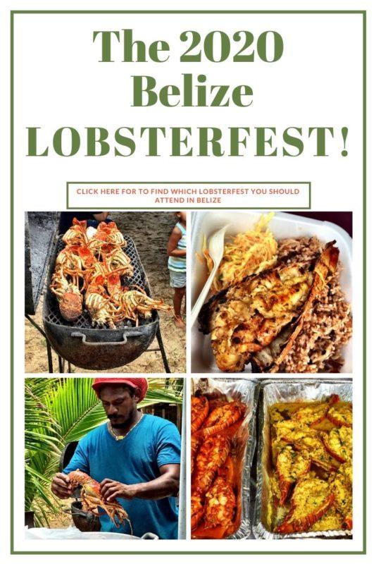 Belize Lobsterfest