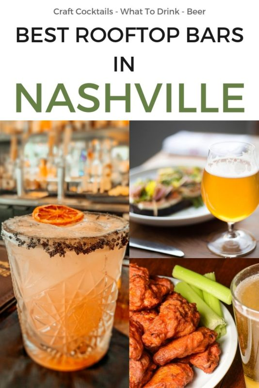 Best Rooftop Bars in Nashville