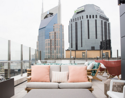 Best Rooftop Bars in Nashville
