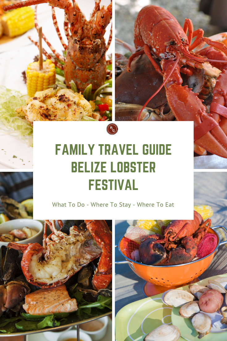 Belize lobster Festival