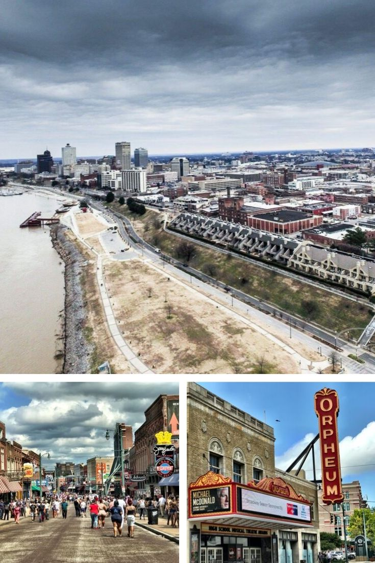 Memphis, Tennessee - Bucketlist destinations