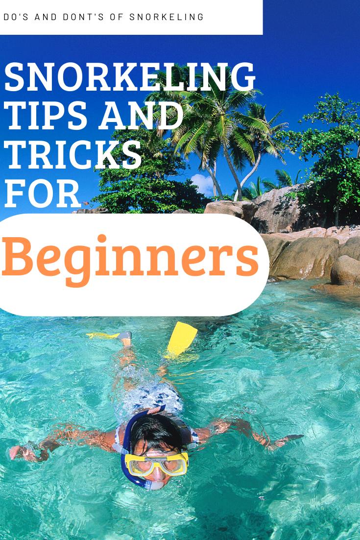 Snorkeling Tips