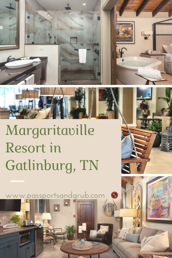 Margaritaville Resort in Gatlinburg