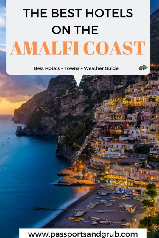 Amalfi Coast Things to do