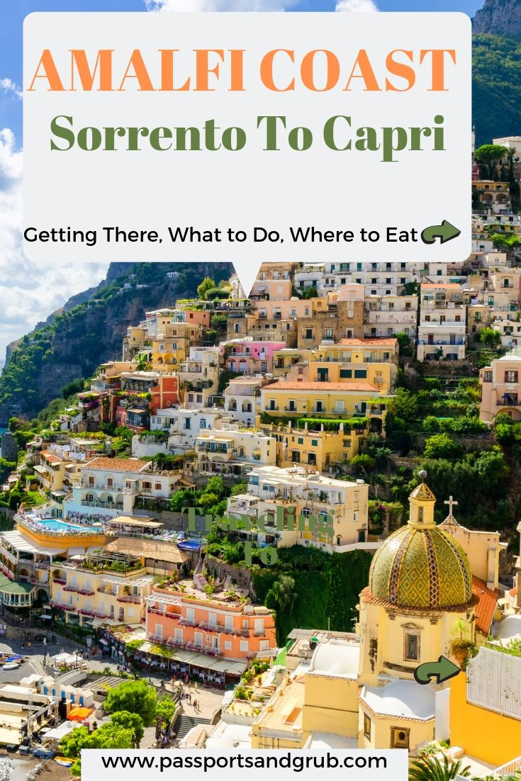 Sorrento To Capri | How To Get To Capri