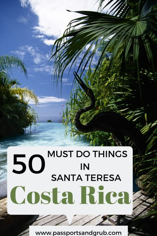 things to do in Santa Teresa Costa RIca