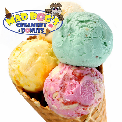 Maddog's Creamery & Donuts | The Smoky Mountains Are Calling
