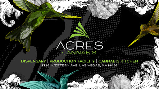 Acres Cannabis - The Underground