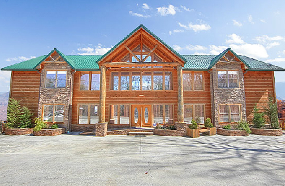 Gatlinburg Mansion | The Smoky Mountains Are Calling