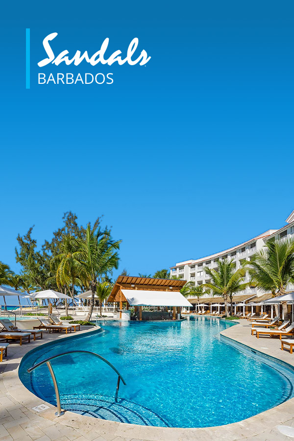 Sandals Barbados - All-Inclusive Luxury Resort in St. Lawrence Gap