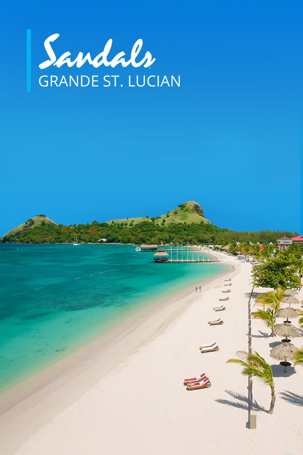 Sandals Grande St. Lucian - All-Inclusive Luxury Resort in St. Lucia