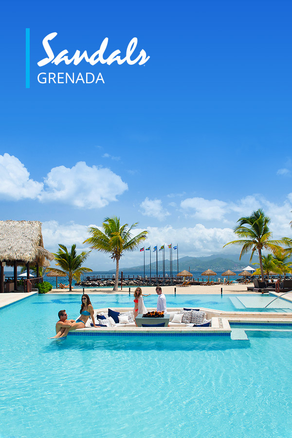 Sandals Grenada - Luxury All-Inclusive Resort in St. George
