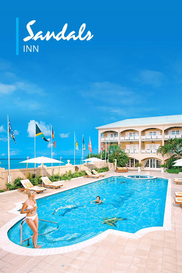 Sandals Inn - Luxury All-Inclusive Resort in Montego Bay, Jamaica