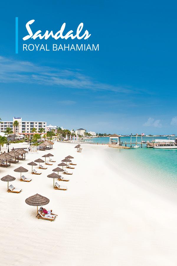 Sandals Royal Bahamian - All-Inclusive Resort in Nassau, Bahamas