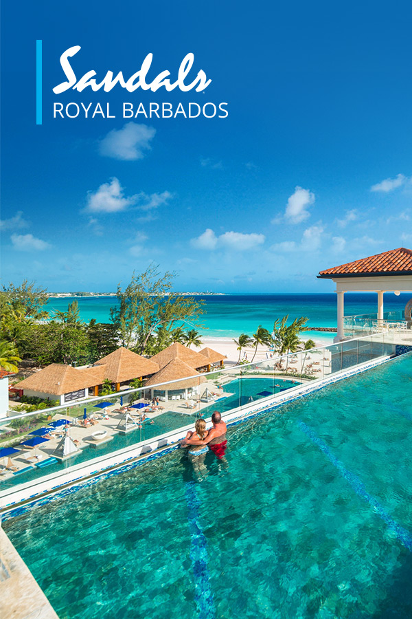 Sandals Royal Barbados - All-Inclusive Resort in St. Lawrence Gap