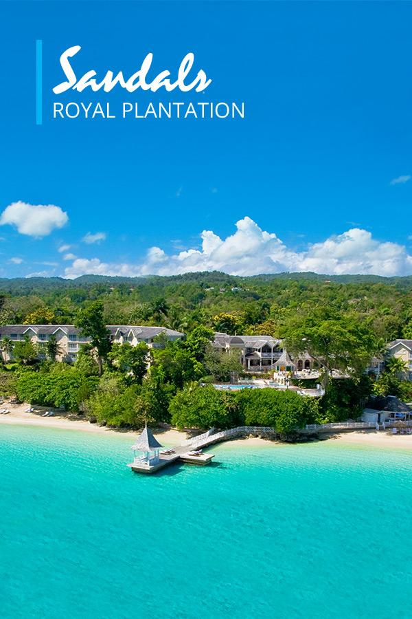 Sandals Royal Plantation - All-Inclusive Resort in Ocho Rios, Jamaica