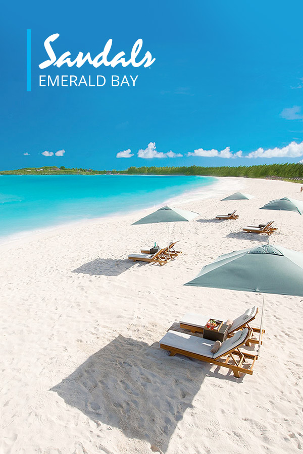 Sandals Emerald Bay - All-Inclusive Luxury Resort in Great Exuma, Bahamas
