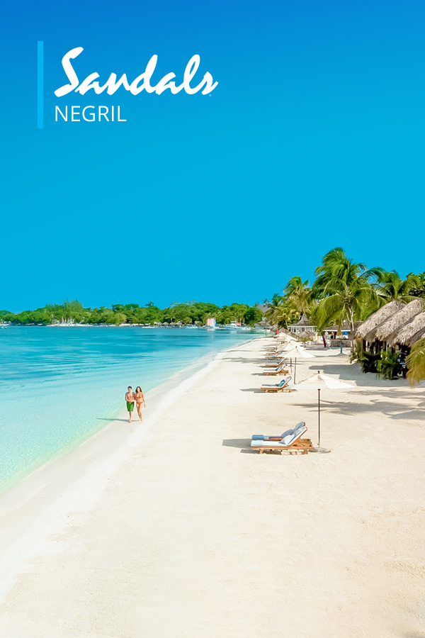 Sandals Negril - All-Inclusive Luxury Resort in Negril, Jamaica