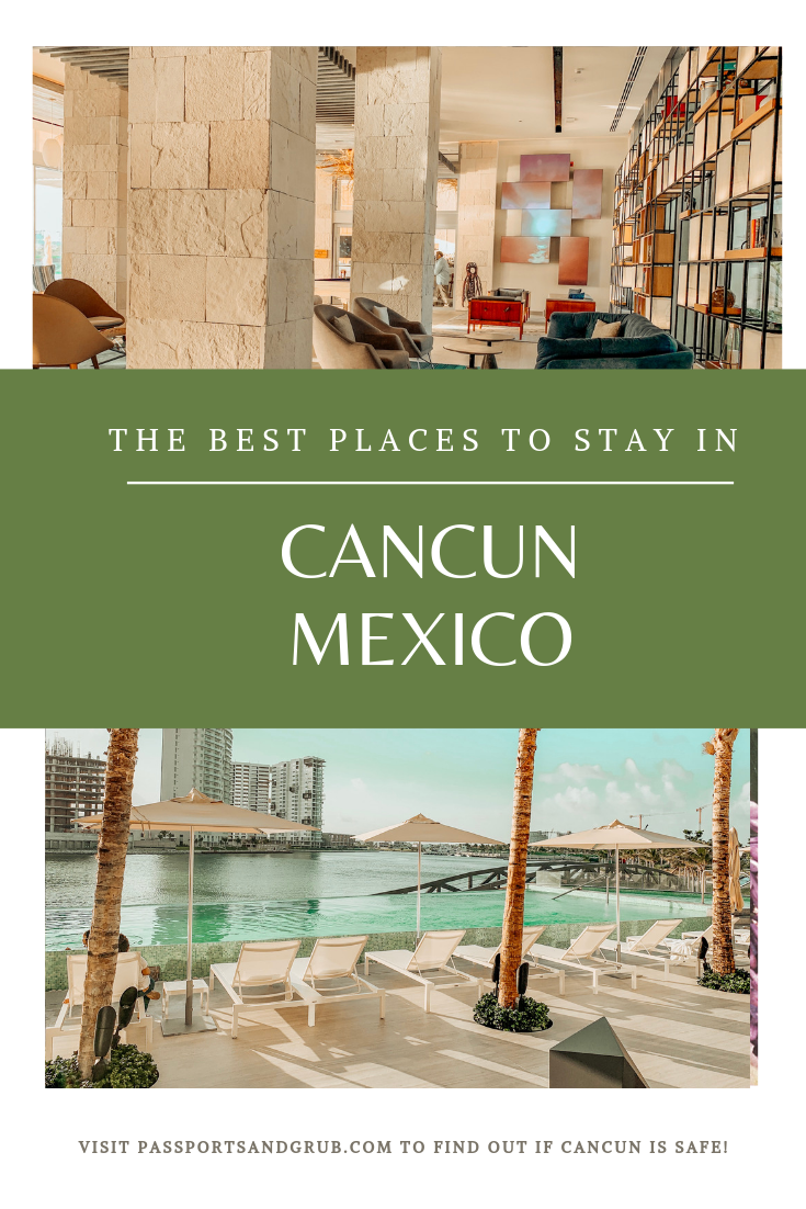 Best places to stay in Cancun