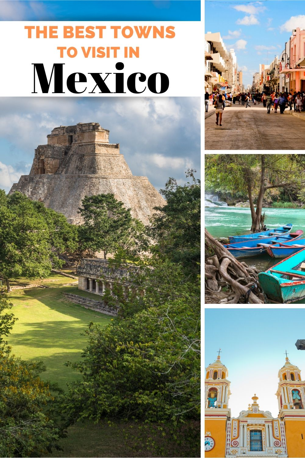 best towns to visit in Mexico