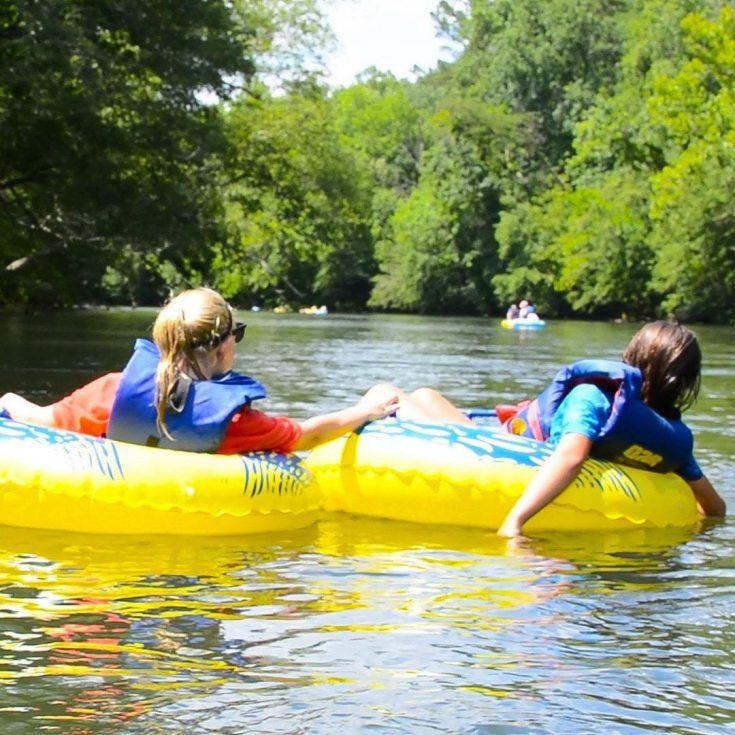Ocoee River Tubing Adventure | Outdoor Adventure Rafting (OAR)