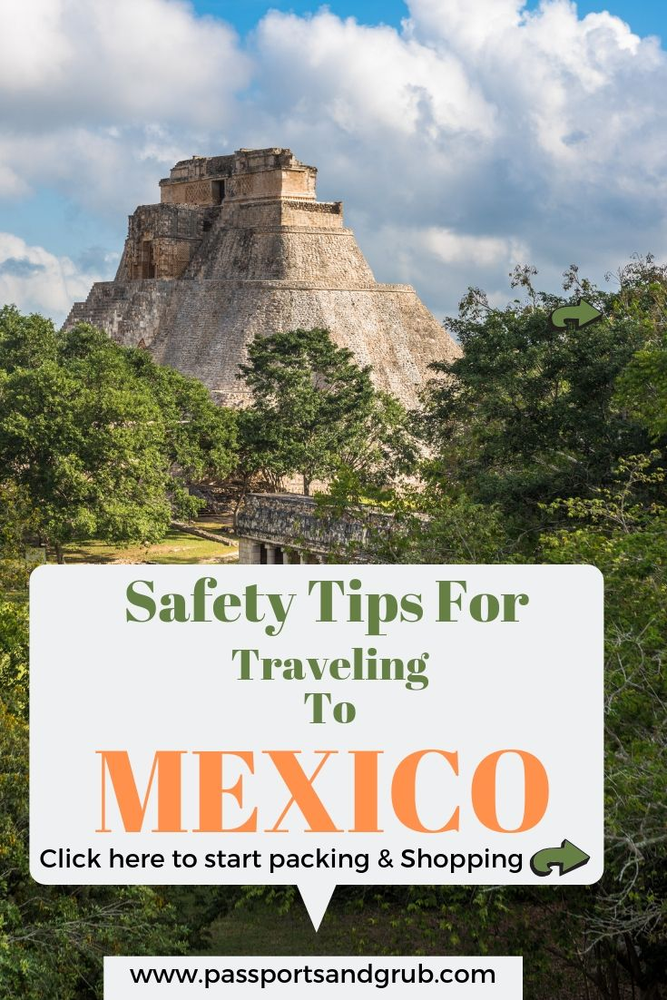 Safety Tips For Mexico