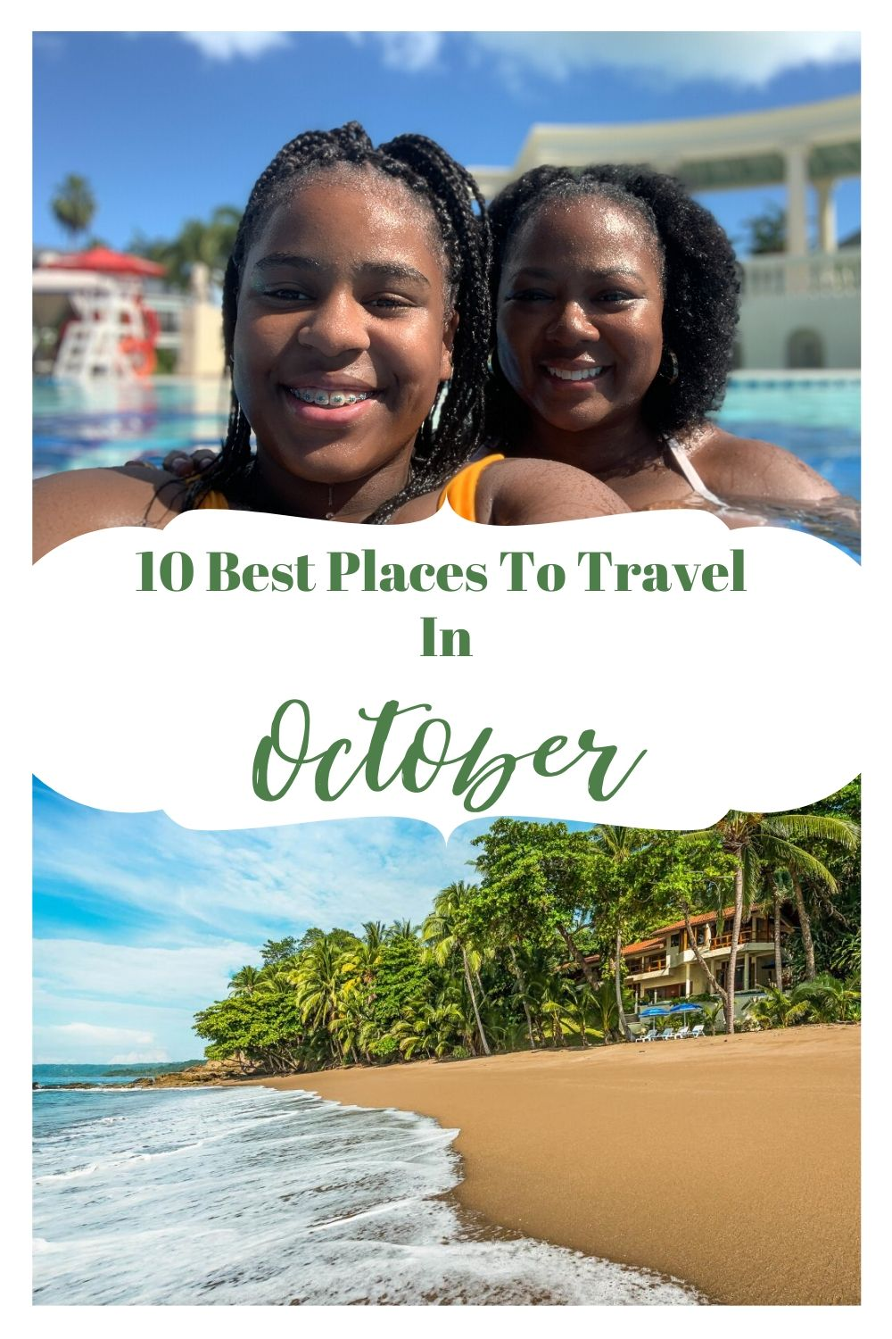 Where to travel in October