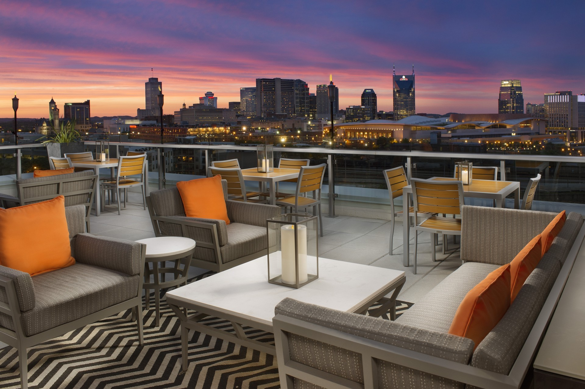 UP Rooftop Lounge