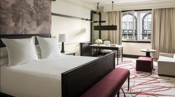 Luxury Hotel Mexico City | 5-Star Hotel | Four Seasons Mexico City