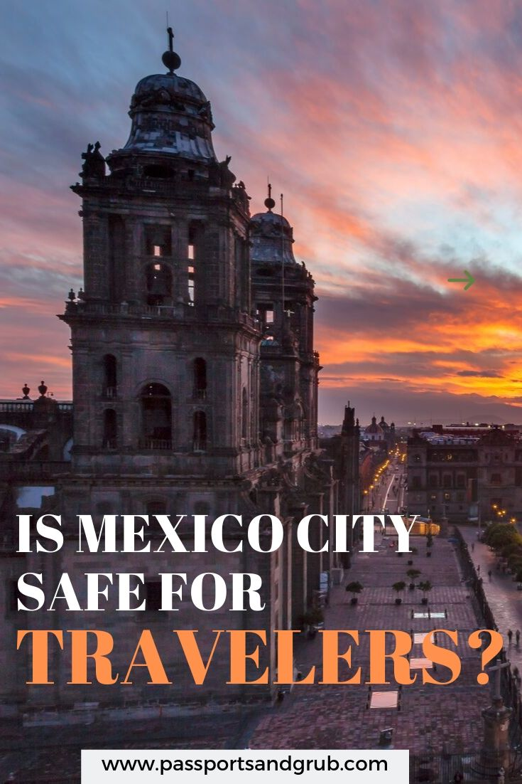 Mexico City Safety Guide