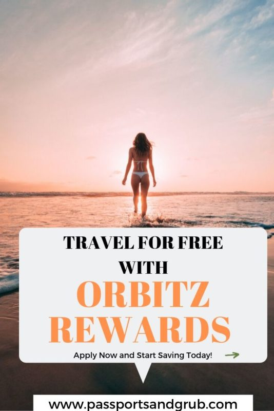 Orbitz Rewards Visa Credit Card