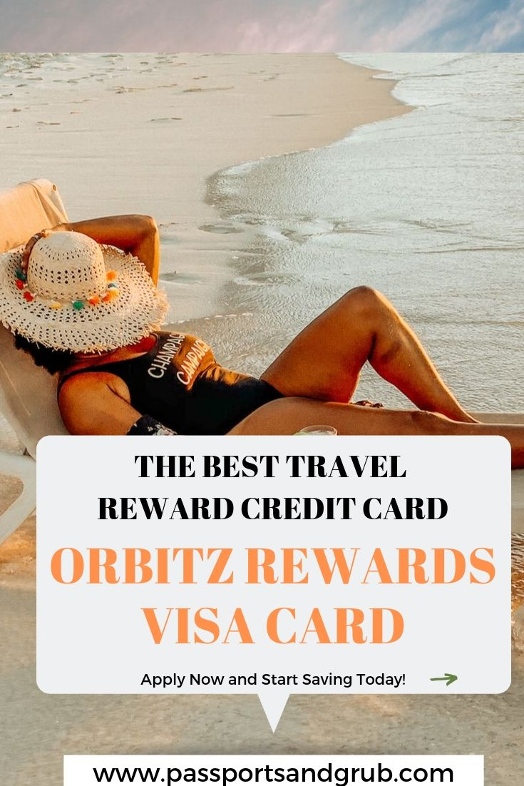 The Best travel reward credit card