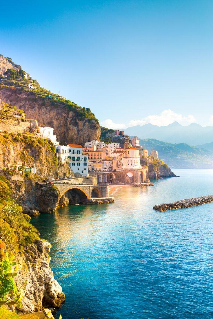 Amalfi Coast - Best Amalfi Coast Cities