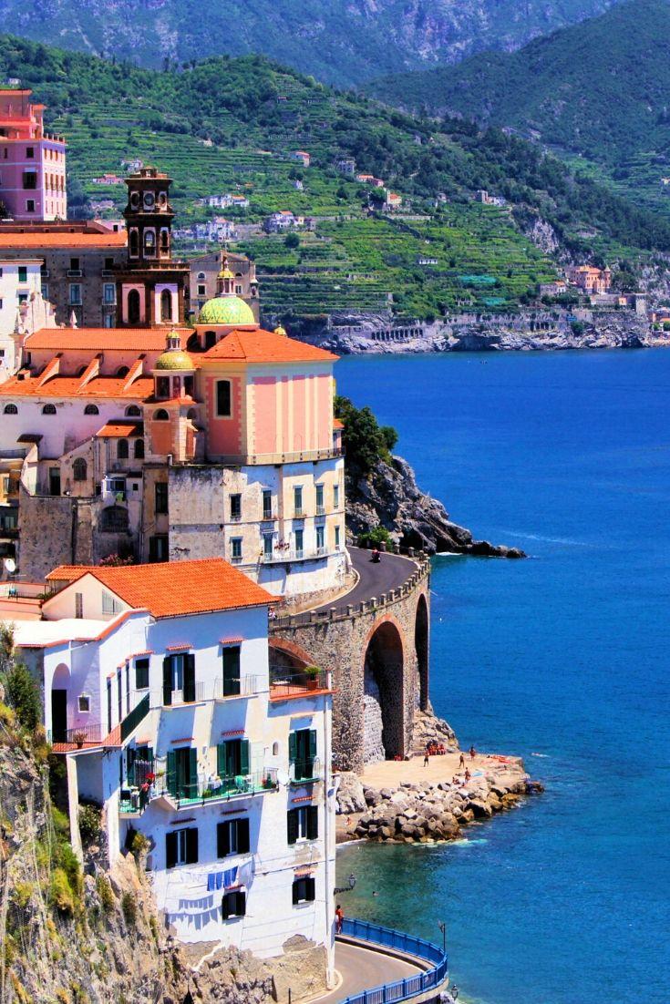 Atrani Italy - Best Amalfi Coast Citiies