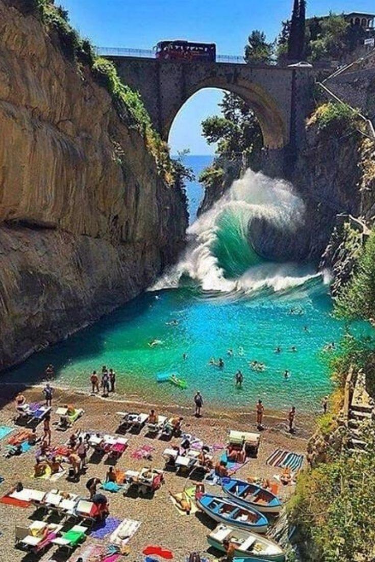 Furore Italy - Amalfi Coast Towns