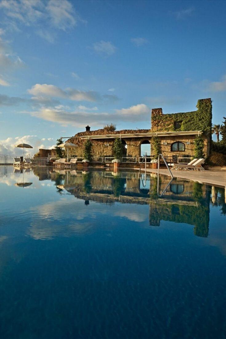 Hotel Caruso in Pietre, Italy