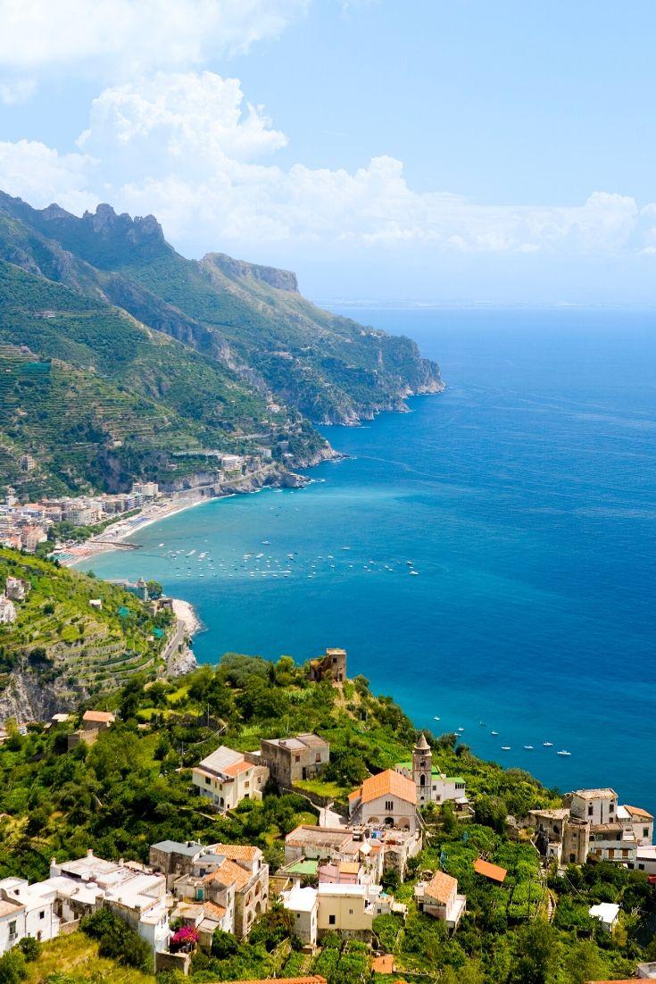 Ravello Italy - Best Amalfi Coast Cities