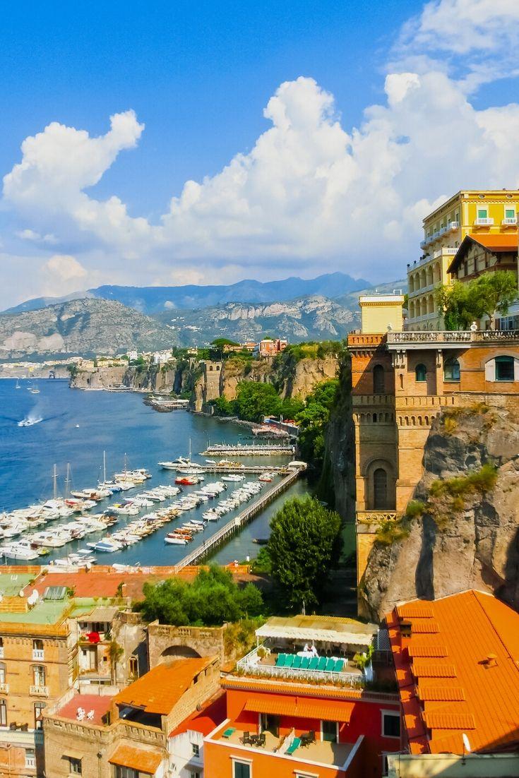 Sorrento Italy - Best Amalfi Coast Cities