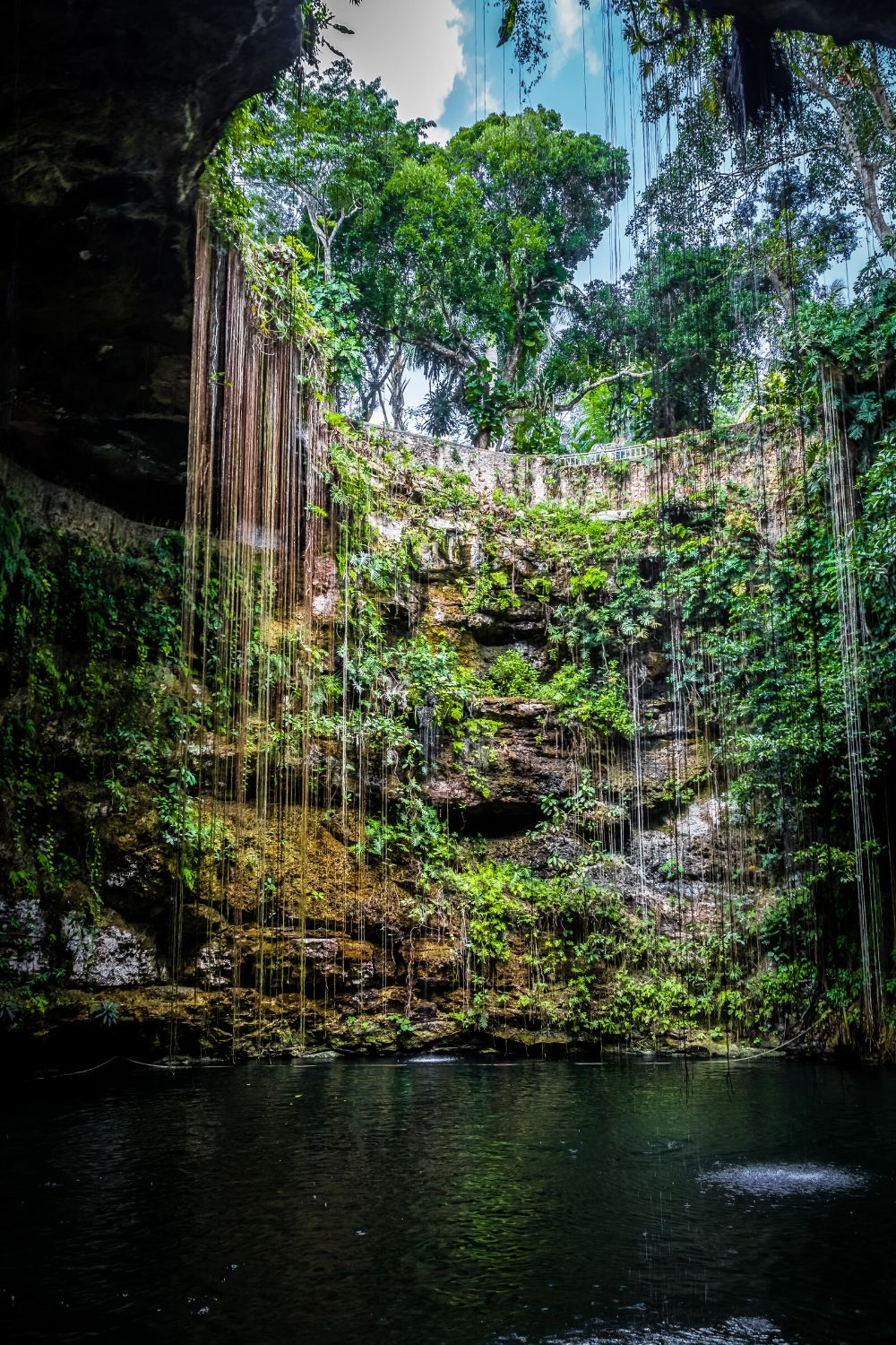 Cenote in Riviera Maya - Riviera Maya Things to do