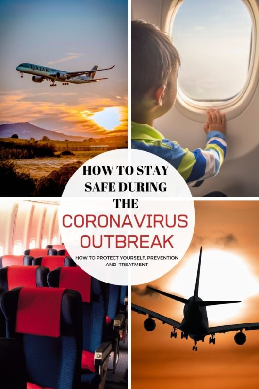 How To stay safe during the Coronavirus