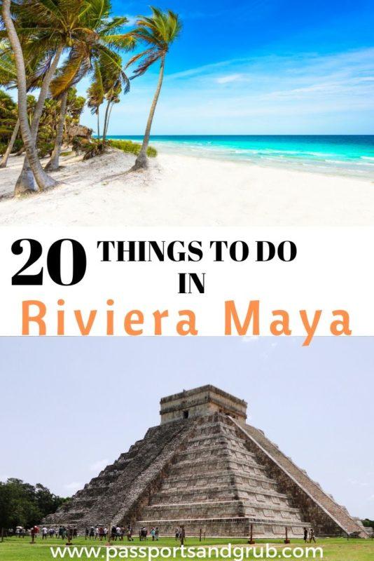 Riviera Maya excursions