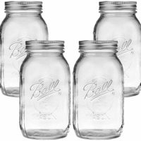 Ball Mason Jar-32 oz.