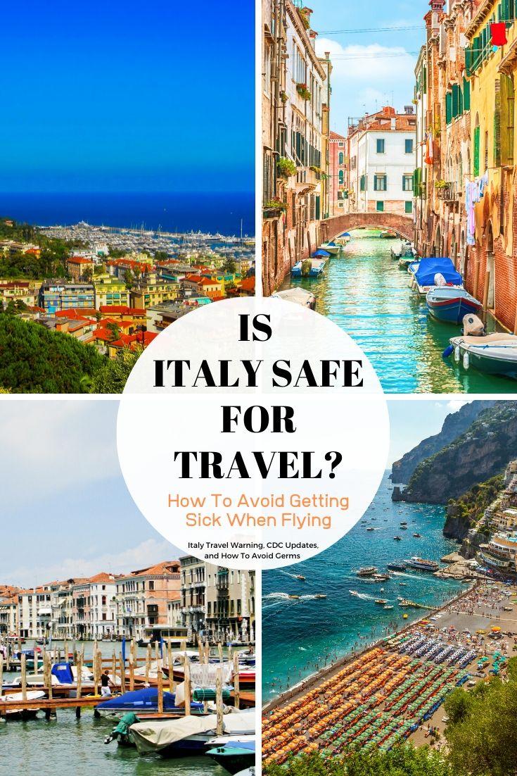 Italy Travel advisory