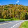 Fall Foliage in Smoky Mountains