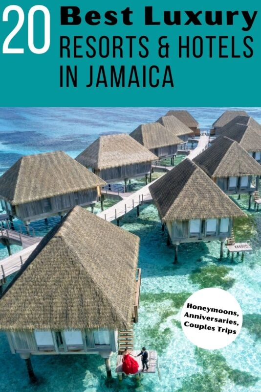 best luxury resorts in Jamaica