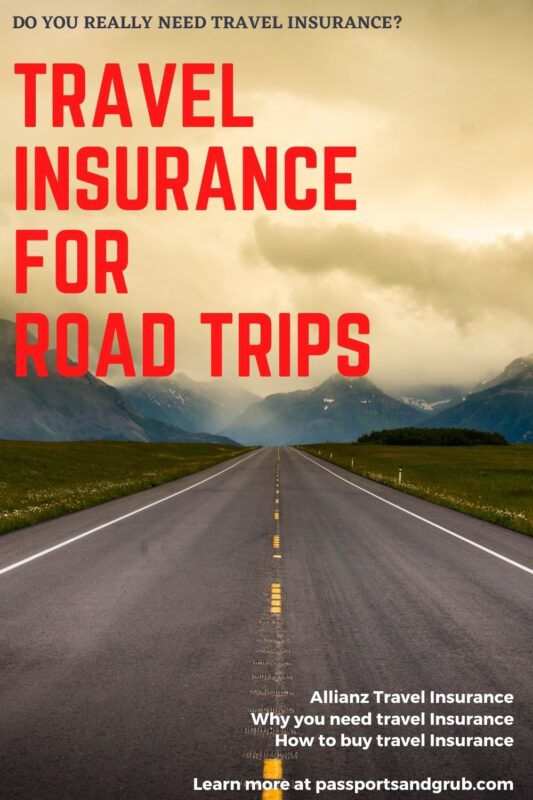 best travel insurance for road trips
