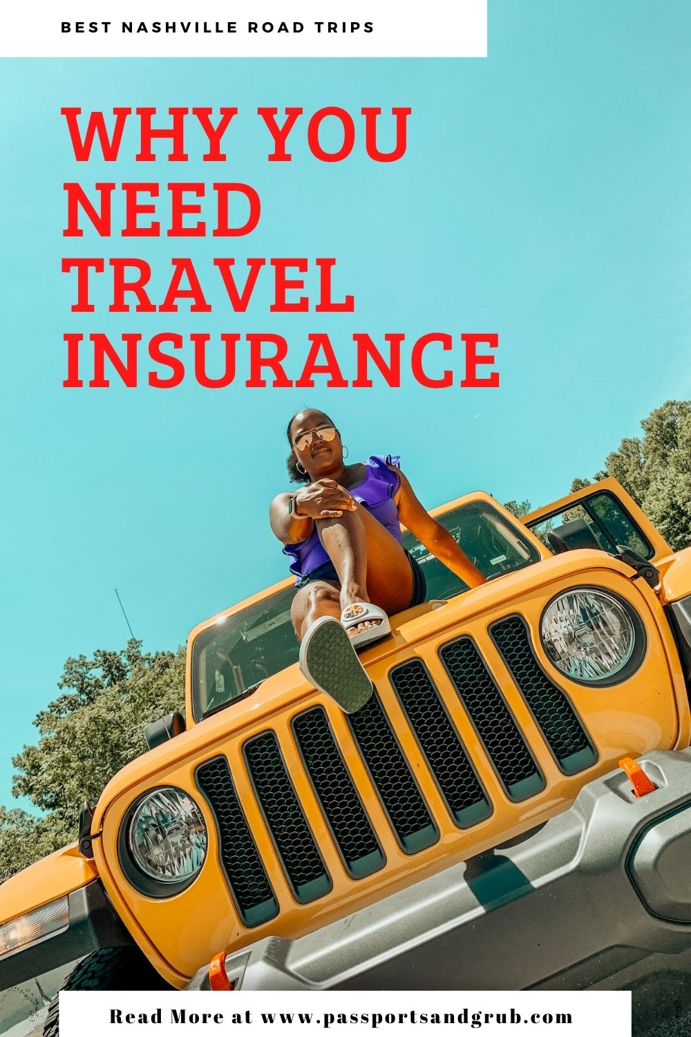 Road Trips to Nashville - Travel Insurance
